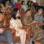 Ketua DPRD Miky Wenur, Hadiri Pleno Penetapan Calon Terpilih