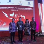 Walikota Eman Hadiri Rakornas Pengendalian Inflasi 2019