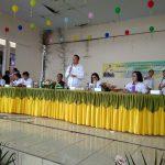 Walikota JFE Dialog Bersama Perangkat Kelurahan Se Kota Tomohon