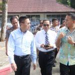 Walikota JFE Terima Kunjungan CEO Lippo Group James Riady