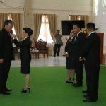 Wenur Pimpin Paripurna Istimewa Pengucapan Sumpah Janji PAW DPRD Elieser Posumah