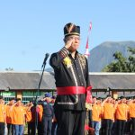Walikota Eman, Irup Pemberian Remisi Napi Dalam Rangka HUT RI ke-74 Tahun 2019.