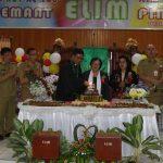 Mandagi Wakili Walikota Hadiri HUT Ke-168 Jemaat GMIM Elim Pinaras