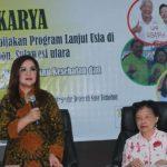 Wawali SAS Hadiri Lokakarya Evaluasi Kebijakan Program Lansia