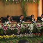DPRD Kota Tomohon Gelar Paripurna Pengucapan Sumpah/Janji Anggota DPRD Periode 2019-2024