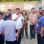 Sekkot Lolowang Dampingi Gubernur Tinjau Panti Asuhan Nasareth Tomohon