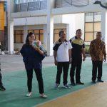 Kejuaraan Bola Volly Antar Kelurahan Se Sulut Dibuka