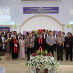 Lolowang Hadiri HUT Ke-161 Jemaat GMIM Nafiri Pangolombian