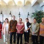 Pemerintah Kabupaten Minahasa Bahas Water Front City Consept dengan Konsulat Belanda