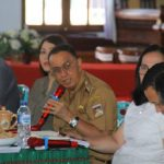 Bupati ROR pimpin rapat PSR GMIM 2019