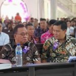 HUT ke-21 GMIM Tumpengan Sea Wakil Bupati Dondokambey dampingi Wakil Gubernur Kandouw