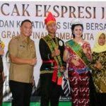 Puncak Ekspresi JMS 2019, Walikota Jimmy Eman: Kesadaran Hukum Bagi Masyarakat Itu Perlu