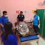 Warga Kampung Lebo Ditemukan Tewas Bersibah Darah