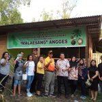 Bersama Tim Co-Class, Bupati Tinjau Rumah Produksi 'Lanang Bango'