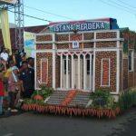 Bupati Tetty Paruntu Apresiasi Kreativitas Warga Modoinding Di MPF
