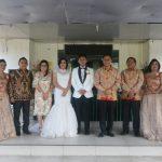 Pernikahan Victor Dan Agnes, Walikota JFE: Komunikasi Dan Kepercayaan Kunci Berumah tangga