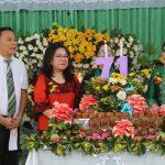 Walikota JFE Dan Wawali SAS Hadiri Hut Ke 71 Jemaat GMIM Maranatha Paslaten