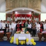Wawali SAS Hadiri Hut Ke 151 Jemaat GMIM Bukit Sion Rurukan