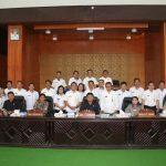 Komisi I DPRD Tomohon, Tatap Muka Dengan Mitra Kerja