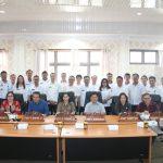 Komisi II DPRD Tomohon, Tatap Muka Dengan Mitra Kerja