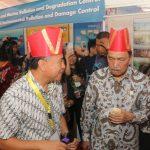 Walikota Tomohon Jimmy Eman Hadiri AIS Forum SBS 2019