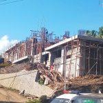 Progres Pembangunan RSUD Rujukan Capai 52 Persen