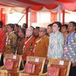Bupati Tetty Paruntu Hadiri Konferensi Tingkat Menteri AIS