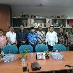 Ketua DPRD Minut Denny Lolong Kunjungi DPRD DKI Jakarta