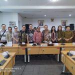 Ketua DPRD Tomohon Djemmy Sundah Pimpin Kunker Komisi II Ke Deprov DKI Jakarta