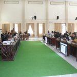 DPRD Tomohon Finalisasi Rancangan Peraturan Tentang Tatib