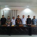 Pencemaran Lingkungan Di Wanambawa, Komisi I Dekot Tomohon Hearing Camat Tombar Dan Lurah Woloan Tiga
