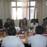 Komisi III DPRD Tomohon, Rapat Dengar Pendapat Dengan Mitra Kerja
