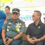 Wakil Ketua DPRD Tomohon, Erens Kereh Hadiri Kirab Kota Genderang Suling Gita Jala Taruna AAL Di Tomohon