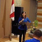 Terpilih Aklamasi, JGE Ketua Karang Taruna Kota Tomohon 2019-2024