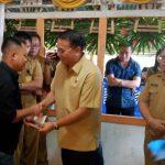 Walikota Tomohon JFE Melayat Ke Rumah Duka Keluarga Wagiu – Londok