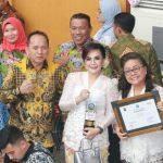 Untuk Kedua Kalinya, Tomohon Raih Penghargaan Kota Sehat Swasti Saba Wistara