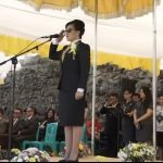 Wawali SAS, Irup Peringatan Hari Guru Nasional 2019 Di Kota Tomohon