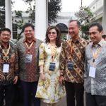 Bupati Tetty Paruntu Hadiri Musrenbangnas RPJMN 2020-2024 di Istana Negara