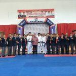 Bupati Minahasa ROR buka Open Turnamen Championship Karate Piala Kapolda Sulut