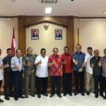 Pemkab Minahasa Kunjungan Kerja Ke Bali Bahas FKDM