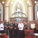 Walikota Jimmy Eman Hadiri Perayaan Menyambut Natal PKB Sinode GMIM