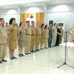 Ini Nama-nama Pejabat Eselon II Dan Administrator Yang Dilantik Di Lingkungan Pemkab Sangihe