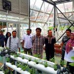 Upaya Tingkatkan Kualitas Pertanian, Gaghana Sambangi BLK Lembang