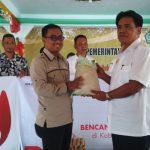 PT. Pertamina (Persero) TBBM Tahuna Kembali Salurkan Bantuan Untuk Korban Bencana Sangihe