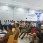 BPS Sangihe Launching Sensus Penduduk Online
