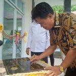 Bupati Sangihe Resmikan BLK Workshop Menjahit YPK Sinode GMIST