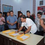Forwas Deklarasikan 5 Kesepakatan Penting Tolak Radikalisme Di Kabupaten Sangihe
