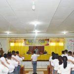 46 Siswa Putra – Putri Daerah Ikuti Seleksi Paskibraka Tingkat Kabupaten