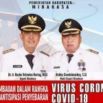 R3D Serukan lawan Wabah Virus Corona, Covid-19 dengan Social distancing