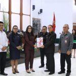 Pemkab Minahasa Bahas RTRW bersama Dewan